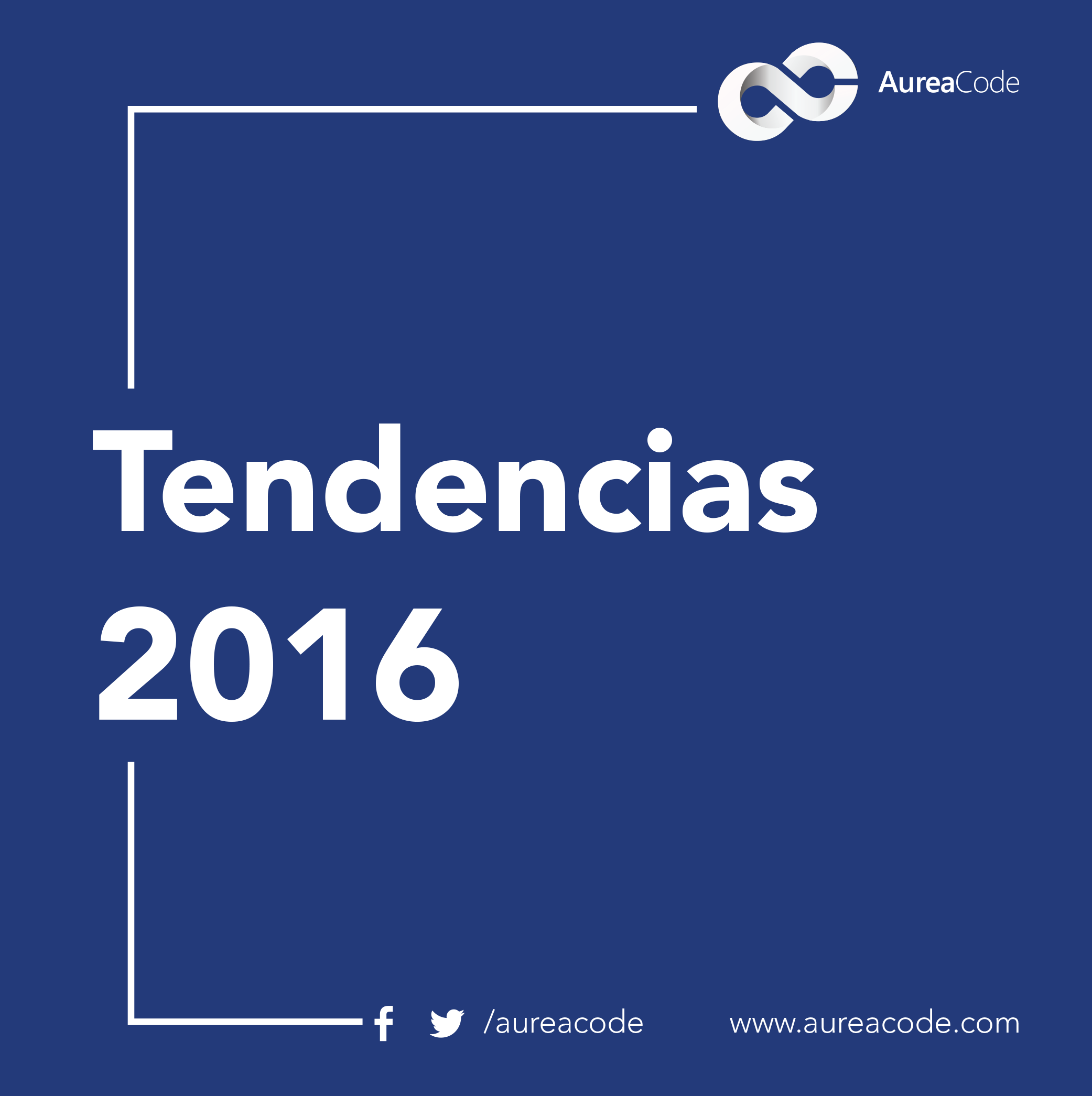 Tendencias 2016
